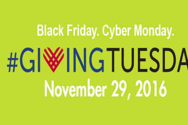 #GivingTuesday: Building Awareness-Giving Hope