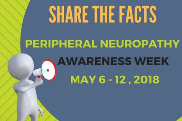Help Share the Facts for Peripheral Neuropathy Awareness Week!